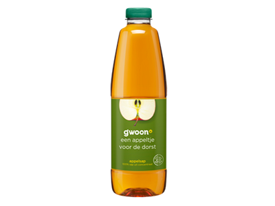 g'woon appelsap 1,5 liter