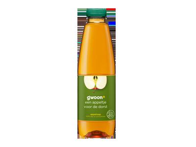 g'woon appelsap 1 liter