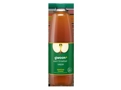 g'woon appelsap troebel 1,5 liter