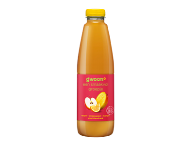 g'woon mango - guanabana drank 1 liter