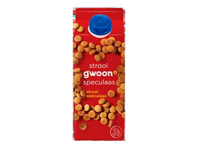 g'woon strooi speculaas 250 gram