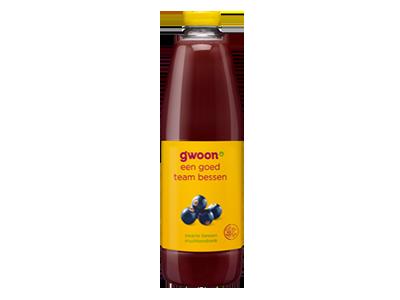 g'woon zwarte bessen drank 1,5 liter