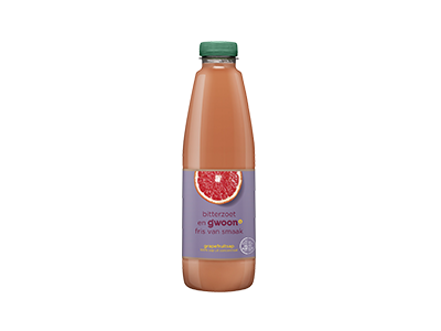 g'woon grapefruitsap 1 liter