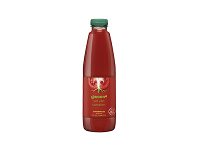 g'woon tomatensap 1 liter