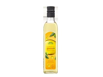 g'woon olijfolie extra mild 500 ml