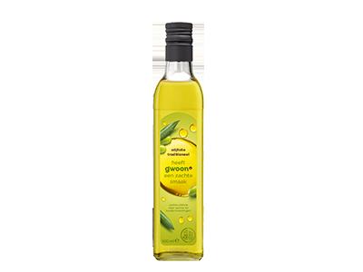 g'woon olijfolie traditioneel 500 ml