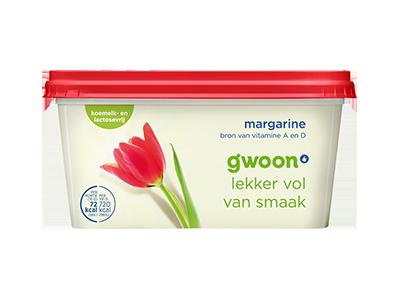 g'woon margarine groot 500 gram