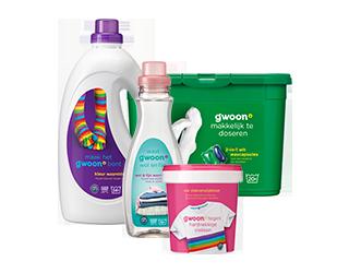 Wasmiddelen en wasverzachters