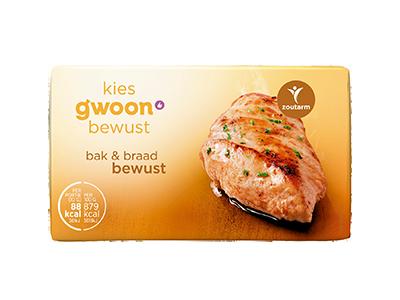 g'woon bak & braad bewust 200 gram