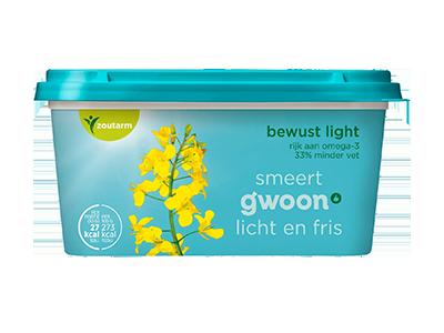 g'woon bewust light 500 gram