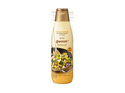 g'woon culinair bewust vloeibaar 500 ml