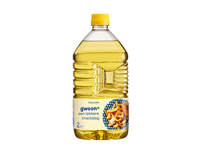 g'woon frituurolie 2 liter