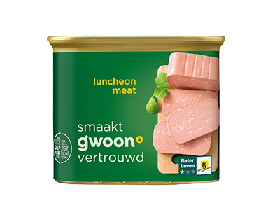 g'woon luncheon meat 340 gram