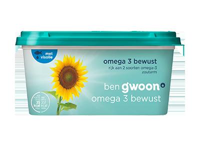 g'woon omega 3 bewust 500 gram