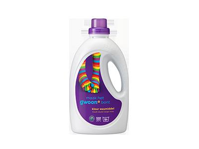 g'woon vloeibaar wasmiddel kleur 1,314 liter