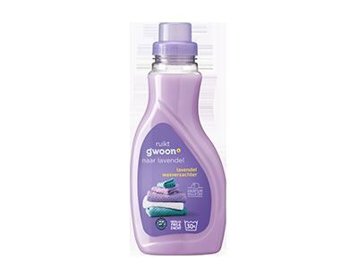 g'woon wasverzachter lavendel 750 ml