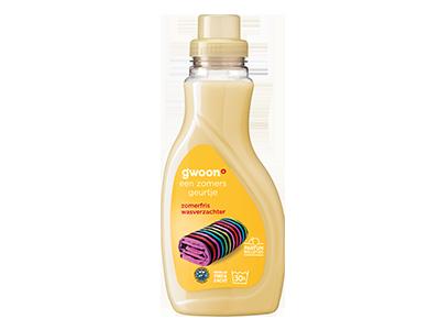 g'woon wasverzachter zomerfris 750 ml