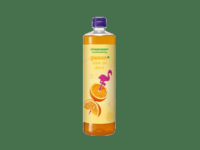 g'woon sinaasappel vruchtensiroop 750 ml