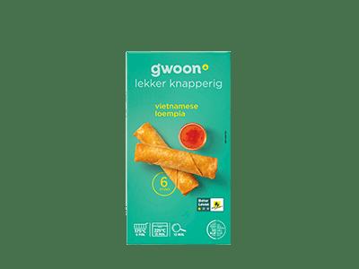 g'woon vietnamese loempia 6 stuks