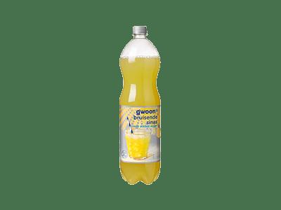 g'woon sinas zero added sugar 1,5 liter