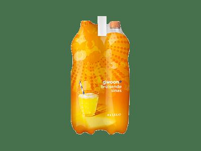 g'woon sinas 4 pack 4 x 1,5 liter