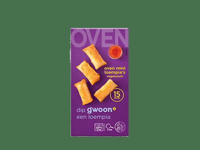 g'woon oven mini loempia's 15 stuks