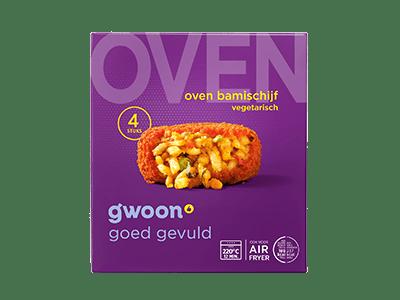 g'woon oven bamischijf 4 stuks