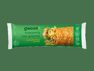 g'woon maaltijdloempia groente 1 stuk