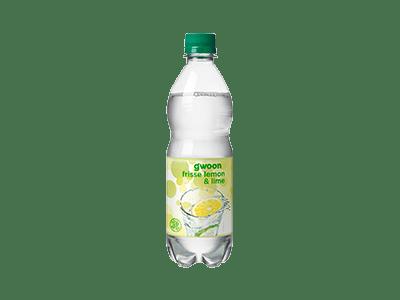 g'woon lemon-lime 500 ml