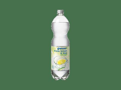 g'woon lemon-lime zero sugar 1,5 liter