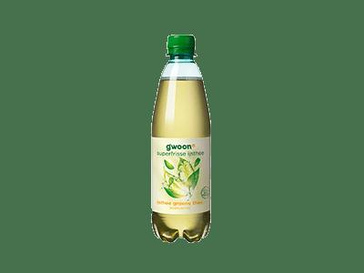 g'woon ijsthee groene thee koolzuurvrij 500 ml