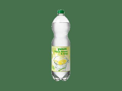 g'woon lemon-lime 1,5 liter