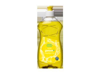 g'woon afwasmiddel citroen 500 ml