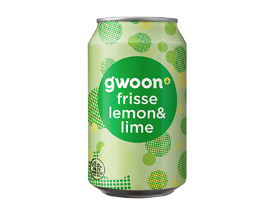 g'woon lemon-lime 330 ml