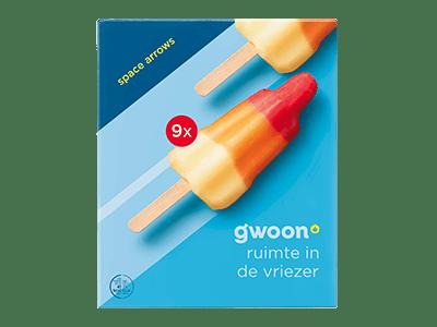 g'woon space arrows 9 stuks