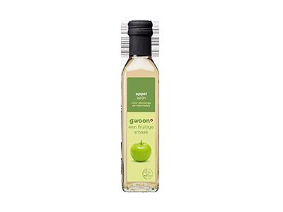 g'woon appel azijn 250 ml