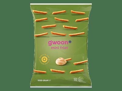 g'woon mini frites 1 kg
