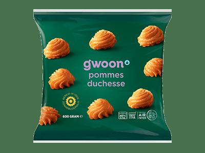 g'woon pommes duchesse 600 gram