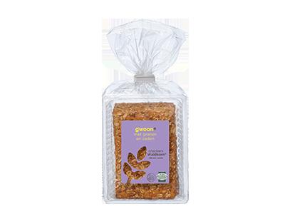 g'woon crackers Waldkorn 200 gram