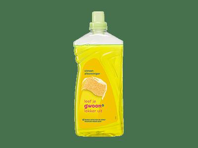 g'woon citroen allesreiniger 1,25 liter