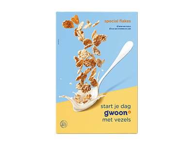 g'woon special flakes