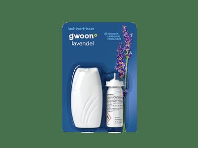 g'woon lavendel luchtverfrisser 10 ml