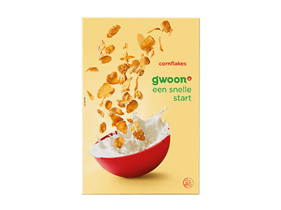 g'woon cornflakes
