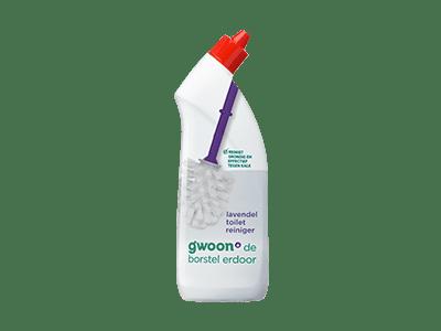 g'woon toiletreiniger lavendel 750 ml