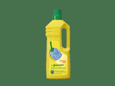 g'woon vloeibare zeep 750 ml