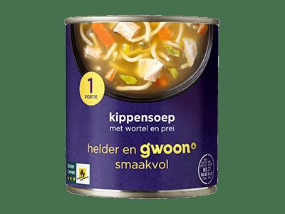 g'woon kippensoep 300 ml