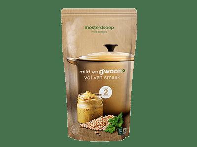 g'woon mosterdsoep 570 ml