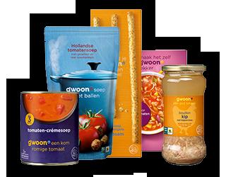 Soepen, bouillons en soepverrijkers
