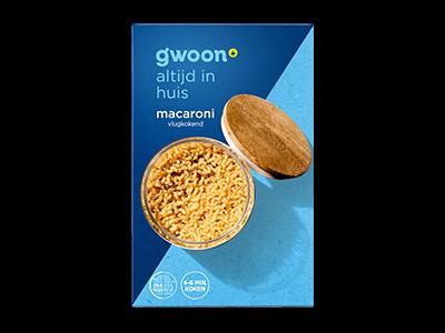 g'woon macaroni 500g