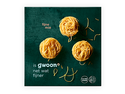 g'woon fijne mie